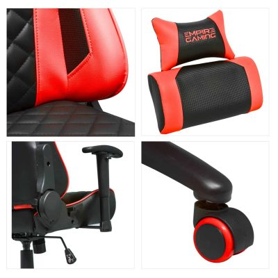 EMPIRE GAMING - Chaise Gamer Racing 700-6
