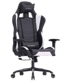 SONGMICS Fauteuil gamer, Chaise gaming
